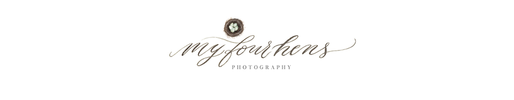 My Four Hens Photography Shop logo